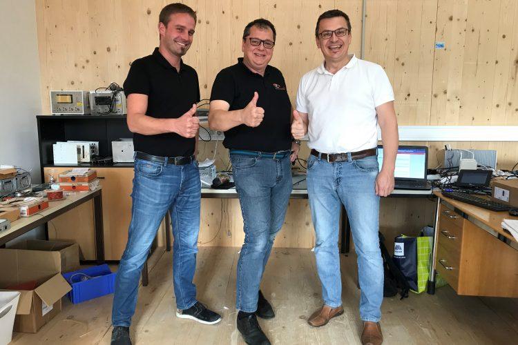 NET-Automation neue Teilhaberin bei novu.track