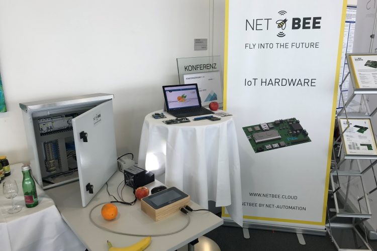 Silicon Alps Jahresklausur – Und wie unsere IoT Hardware NETBEE mit Obstsalat fertig wird