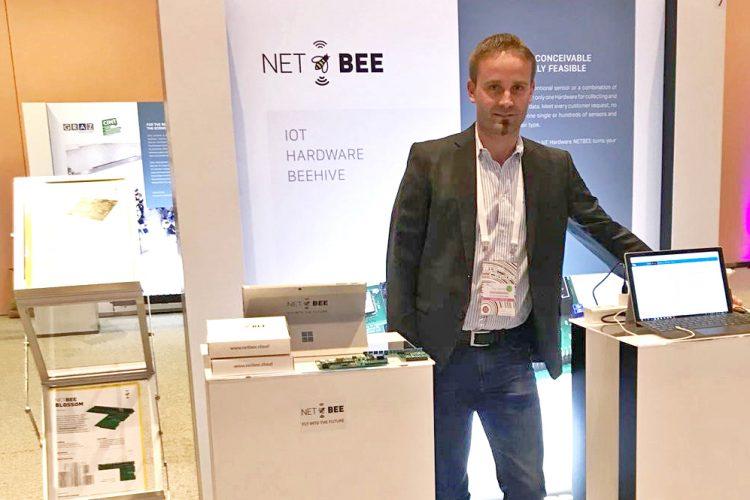 IoT Elektronik NETBEE bei #LetsCluster