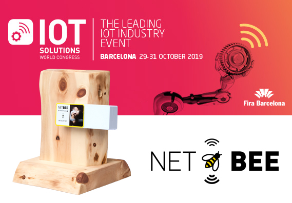 Besuchen Sie uns am IoT Solutions World Congress in Barcelona