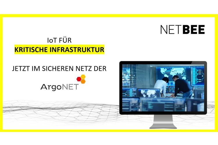 Kritische Infrastrukturen mit NETBEE IoT