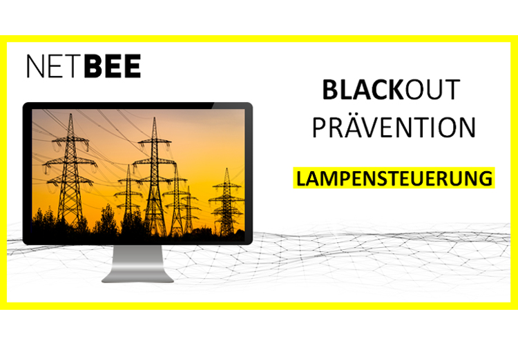 Blackout Prävention – Lampensteuerung