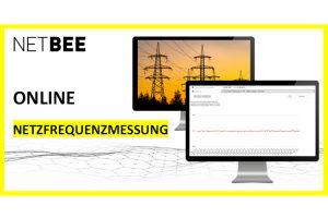 Online Netzfrequenzmessung